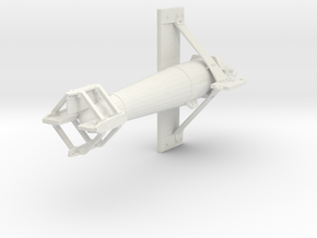 1/35 DKM Paravane v2 in White Natural Versatile Plastic