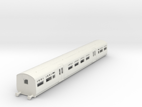 0-148-cl-502-trailer-third-coach-1 in White Natural Versatile Plastic