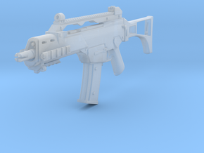 1/12th G36C in Frosted Ultra Detail