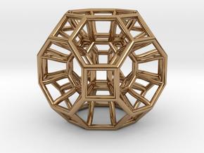Pendant_468-Medium in Polished Brass