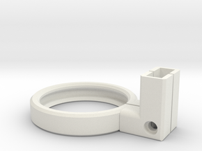 OD 101_A (30D lens mount) in White Natural Versatile Plastic