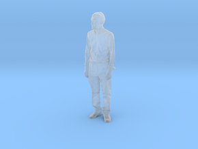 Printle C Homme 375 - 1/87 - wob in Smooth Fine Detail Plastic