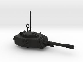 28mm APC turret with autocannon in Black Premium Versatile Plastic