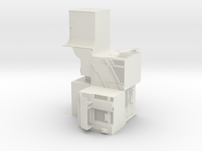 "BK-12: ""As Built - As Lived"" by NEMESTUDIO in White Strong & Flexible"