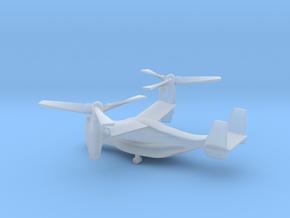 Bell Boeing V-22 Osprey in Smooth Fine Detail Plastic: 1:400