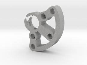 Crystal Holder 2 in Aluminum