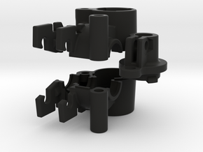 Housing set to upgrade to the Nimble V1.1 in Black Natural Versatile Plastic