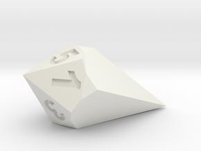 d5 Shard in White Premium Strong & Flexible