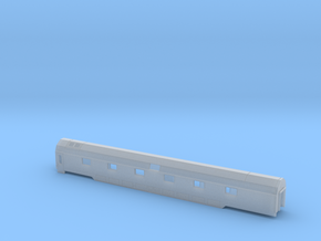 CNL WLAB SBB DB ÖBB Scale TT in Smooth Fine Detail Plastic