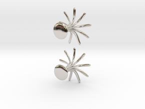 Cufflinks Flourish in Platinum