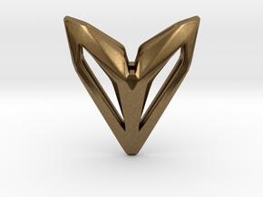 Phantom, Pendant. Space Chic in Natural Bronze