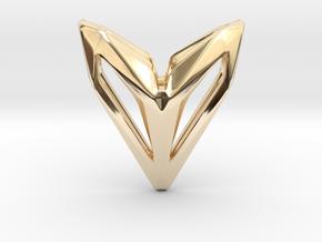 Phantom, Pendant. Space Chic in 14K Yellow Gold