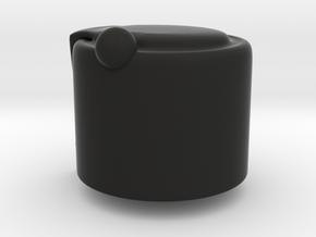 Hussar Shako in Black Premium Versatile Plastic