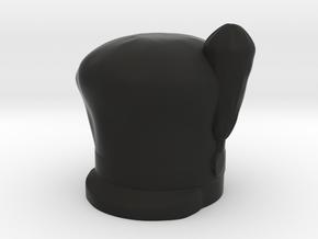 Scotts Hat in Black Premium Strong & Flexible