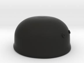 Paratrooper Helmet in Black Premium Versatile Plastic