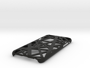 iPhone 6 / 6S Case_ Intersection in Black Premium Strong & Flexible
