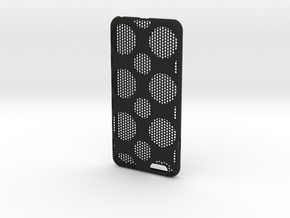 iPhone 6 plus / 6S plus Case_Dots in Black Premium Strong & Flexible