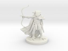 Ravenfolk Ranger in White Natural Versatile Plastic