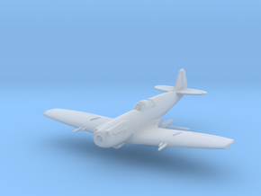 """Spitfire LF Mk XIVE """"high back"""" in Smooth Fine Detail Plastic: 1:144"""