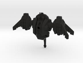 Ryuushi Dominator in Black Premium Versatile Plastic