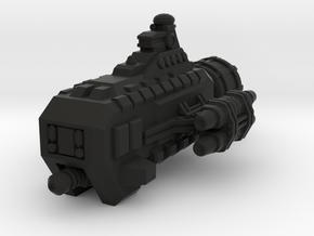 Jovian Garon class Escort in Black Premium Versatile Plastic