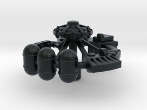 Orbital Factory in Black Hi-Def Acrylate