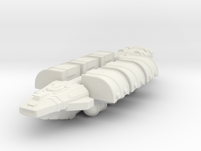 Light Freighter in White Premium Strong & Flexible