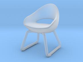 Miniature SHARK Artifort Chair - Artifort in Smooth Fine Detail Plastic: 1:24