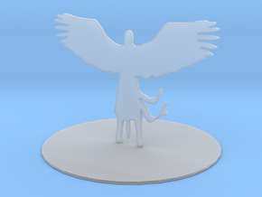Planetar (Angel) in Smooth Fine Detail Plastic