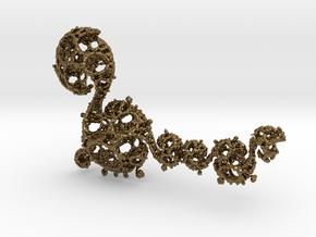 Jk Dragon B in Natural Bronze