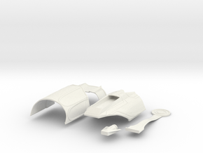WebShooter-v4-4_3inch in White Natural Versatile Plastic