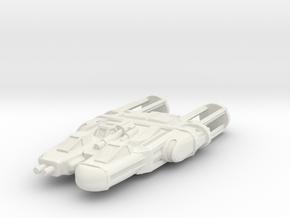 270 Hwing in White Natural Versatile Plastic