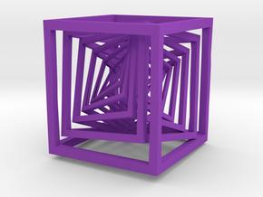 Recbox in Purple Processed Versatile Plastic