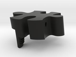 B1 - Makerchair in Black Natural Versatile Plastic