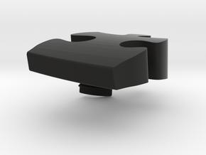 B0 - Makerspace in Black Natural Versatile Plastic
