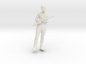 Printle F Homme Louis Bertignac - 1/24 - wob in White Natural Versatile Plastic