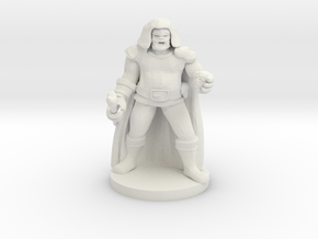 Bug Bear Nature Cleric in White Natural Versatile Plastic