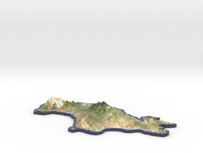 Samos in Glossy Full Color Sandstone