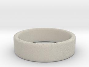 Basic Ring US 4 3/4 in Natural Sandstone