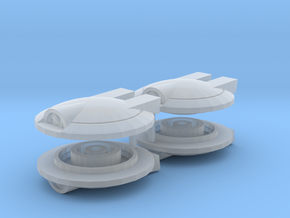 AI disc squad in Smooth Fine Detail Plastic