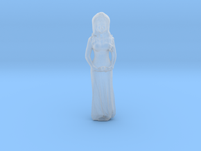 Printle F Elvira - 1/87 - wob in Smooth Fine Detail Plastic