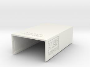 ASG-002 - Asgard - Upper Enclosure - 03062017 in White Natural Versatile Plastic
