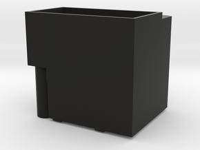 sidetank 2  in Black Natural Versatile Plastic