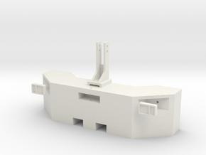 1:32 Landkracht Frontgewicht in White Premium Versatile Plastic: 1:32
