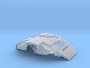 F09-Roof Padding + AOT in Smooth Fine Detail Plastic
