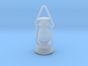 1/16 Lantern miniature/pendant in Smooth Fine Detail Plastic