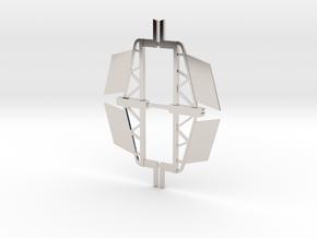 Y-Wing Sealab Vector fins in Platinum