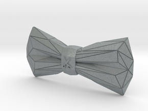 ORIGAMI Bowtie by BITS TAILOR - READ DESCRIPTION in Polished Metallic Plastic