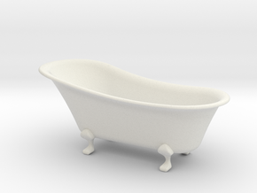 bathtub 1-12  in White Strong & Flexible