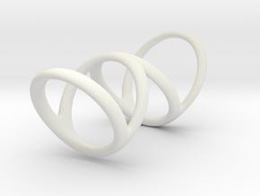 Ring for Bob L1 7-8 L2 1 3-8 D1 6 D2 6 1-2 D3 9 1- in White Premium Strong & Flexible